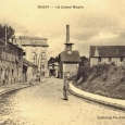 Dugny en 1935 - le Grand Moulin